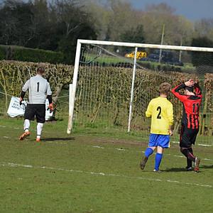 Under 19s vs. Cringleford U19s County Cup Semi-final