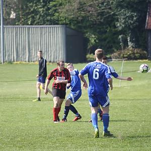 1st team vs. Marham Wanderers
