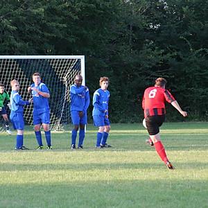 1st team vs. Bridgham