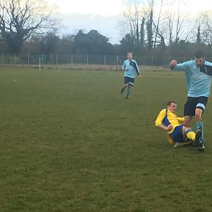 Morley Village vs. 1st team