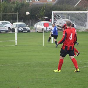 1st team vs. Mulbarton Wanderers A