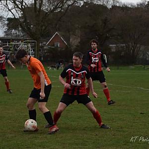 Hethersett Athletic vs. 1st team