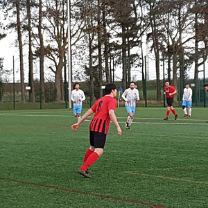 Wensum Albion vs. Reserves