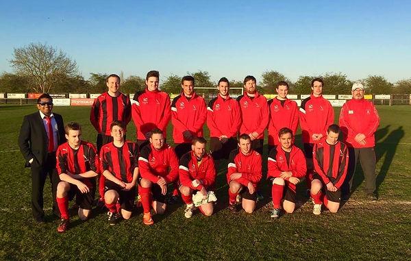 Rocland United FC 2015/2016