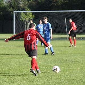 1st team vs. Attleborough Town A