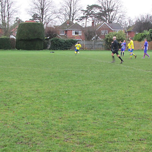 Bowthorpe Rovers vs. Reserves