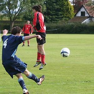 Reserves vs. North Elmham