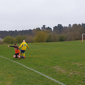 Sprowston Athletic Res. vs. Reserves
