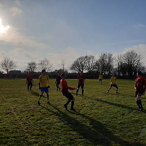 1st team vs. Longham Res.