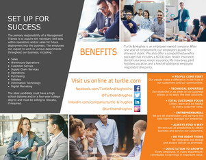Management Training Program Brochure