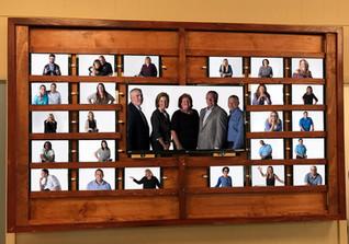 Digital Photo Board