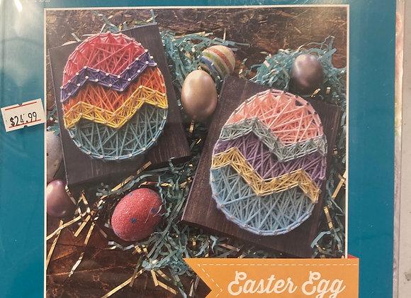 Strung By Shawna DIY String Art Kit Easter Egg
