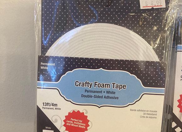 Scrapbook Adhesives Crafty Foam Tape