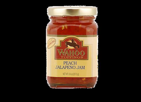 Peach-Jalapeño Jam