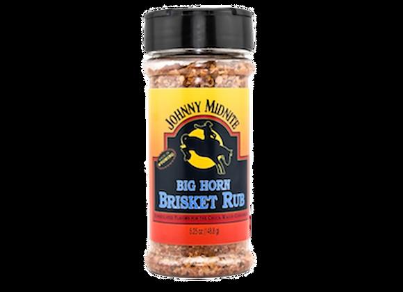Big Horn Brisket Rub