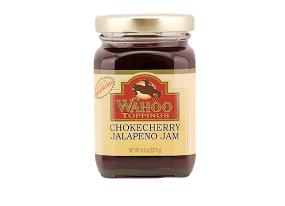 Chokecherry-Jalapeño Jam