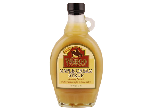 Maple Cream Syrup