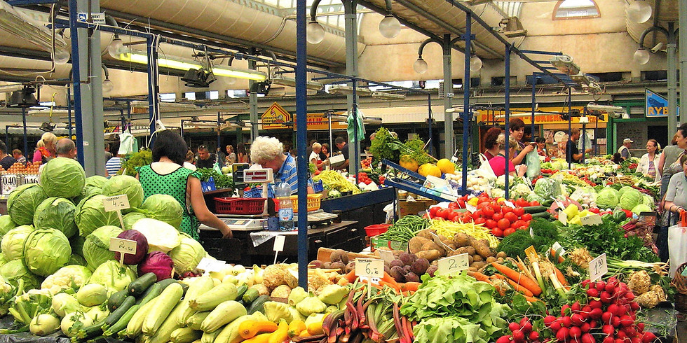 Bauernmarkt in Bad Schönau