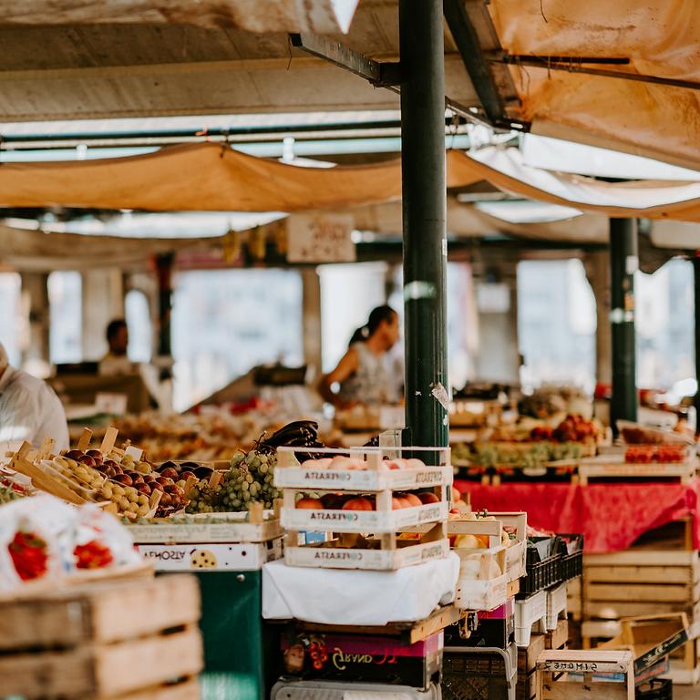 Bauernmarkt in Maria Enzersdorf