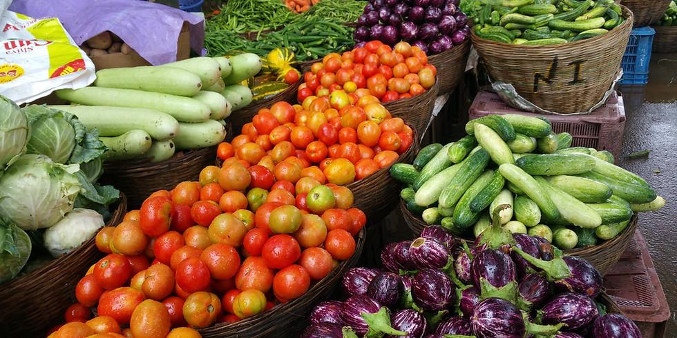 Bauernmarkt in Pitten