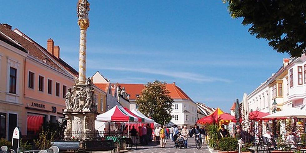 Eisenstadt – Wochenmarkt