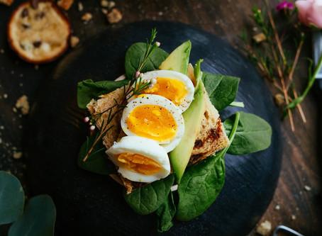 Ein schnelles Gericht - einfach, herrlich und gesund