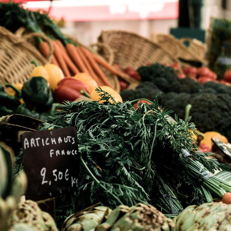 Markt der Erde - Parndorf