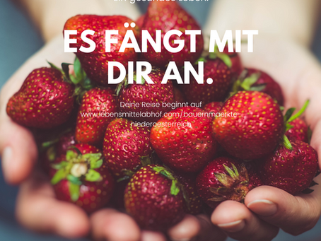 Wer liebt Erdbeeren, so wie ich?