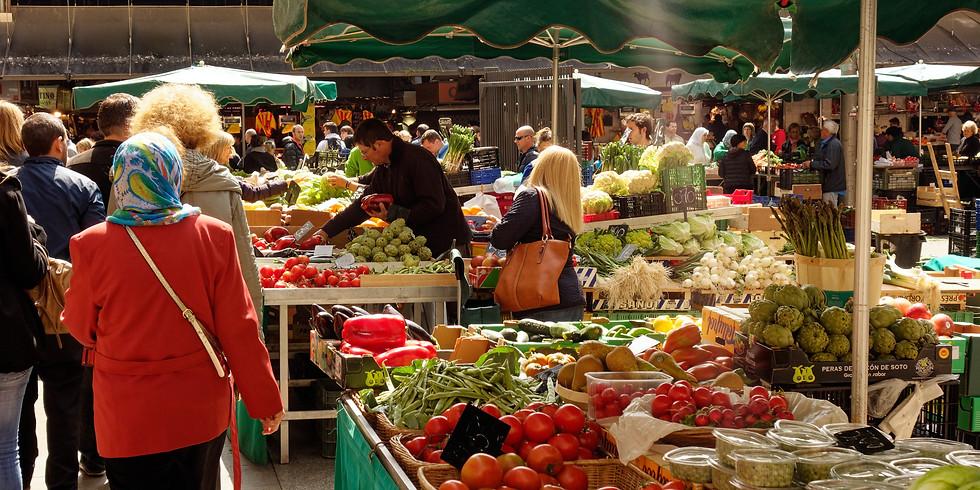 Bauernmarkt in Brunn/Gebirge