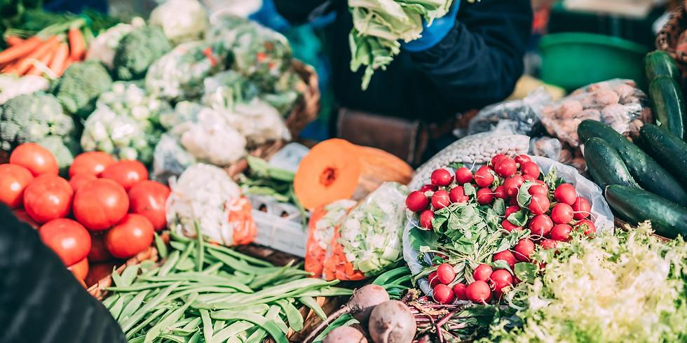 Bauernmarkt in Achau