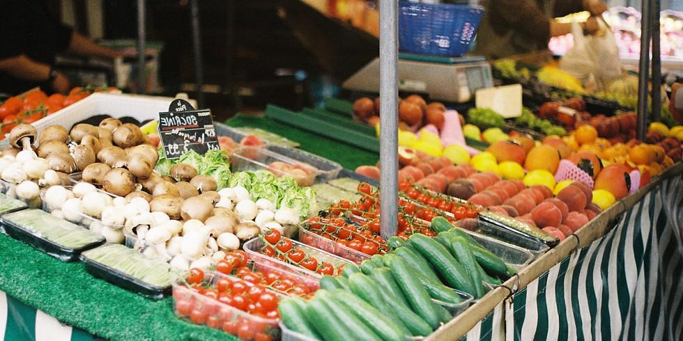 Bauernmarkt in Lichtenegg