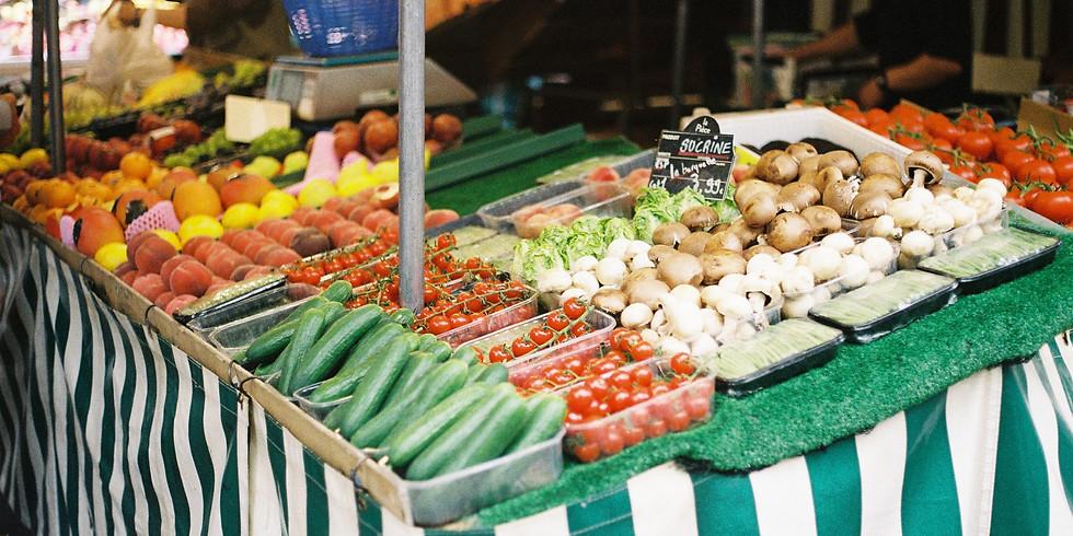 Bauernmarkt in Bruck an der Leitha