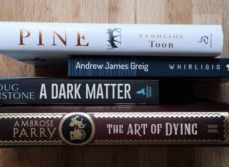 Prize Worthy Scottish Crime Fiction