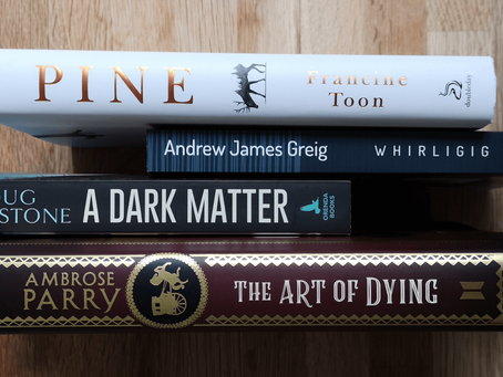 Prize Worthy Scottish Crime Fiction