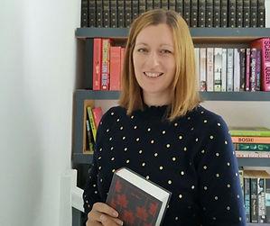 Jen Bookshelf