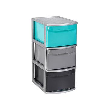 Storage Unit With 3 Drawers Tamesis ASSORT ELEGANCE
