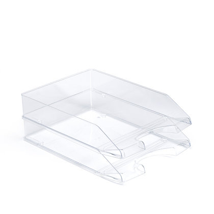 Document Tray Office - Transparent