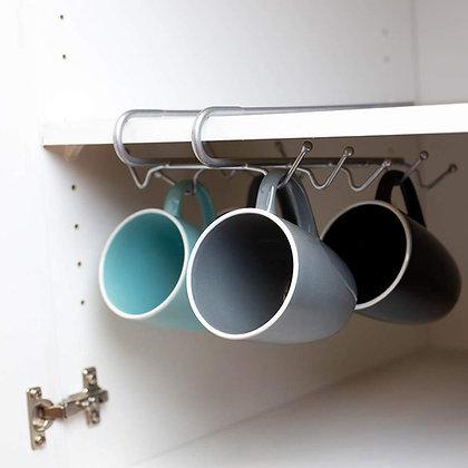 Under Shelf Mug Rack