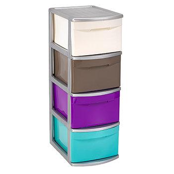 Storage Unit With 4 Drawers Tamesis ASSORT ELEGANCE