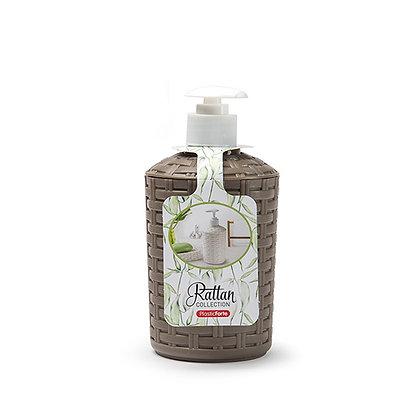 Soap Dispenser Rattan