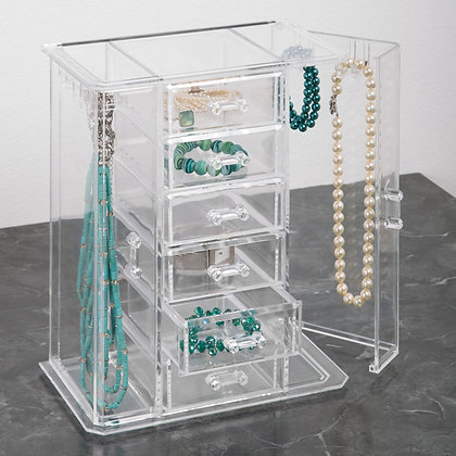 6 Drawer Jewellry Organiser