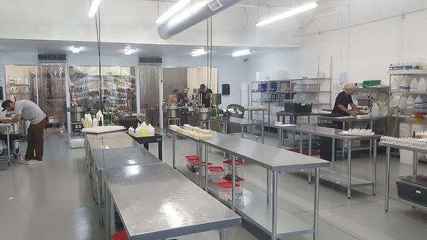 AEMSA certified Clean Room