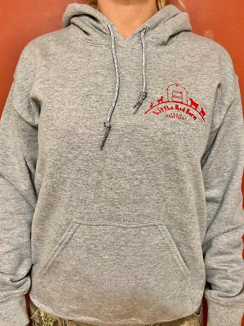 Little Red Barn Farm Sanctuary Snazzy Hoodie