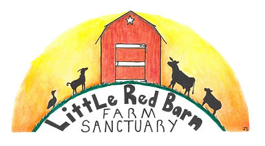 Little Red Barn Farm Sanctuarys' logo