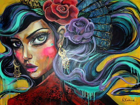 Speaking with Miami-Based Peruvian Artist Diana Contreras aka Didi