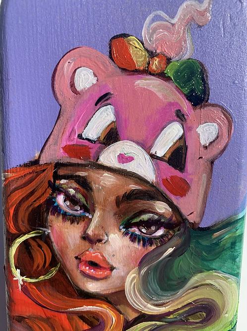 Care Bear Popsicle