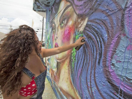 Beck's Urban Canvas Project revitalizes South Florida with street art