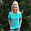 Thumbnail: TD Graphic Tee - TURQUOISE