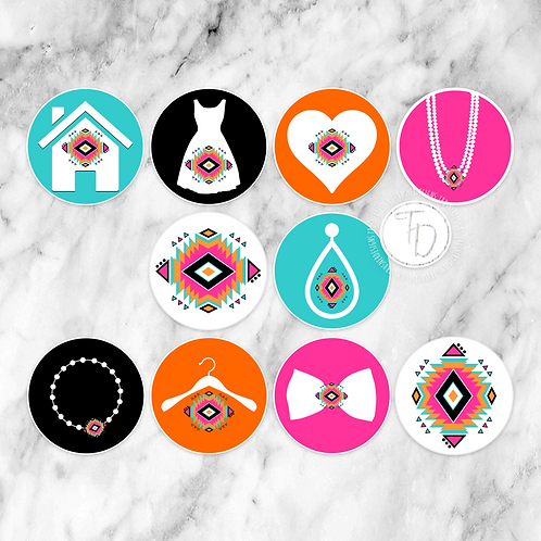 10 Instagram Story Icons