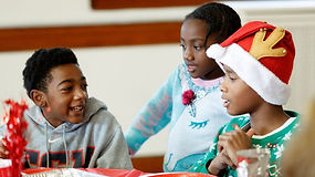 Brentwood nonprofit plays Santa for kids with incarcerated parents